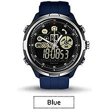 Zeblaze Vibe 4 Hybrid Robusto Reloj Inteligente Híbrido 50 Metro Impermeable Puntero Luminoso Conteo de Pasos