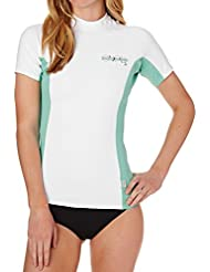 O'Neill Rash Vests - O'Neill Womens Skins Short...