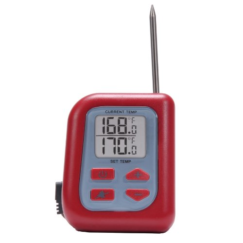 AcuRite 00993ST Digital Kochen Thermometer mit Sonde - Acu-rite Wireless Thermometer