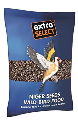 Extra Select Niger Seed Wild Bird Food, 2 kg