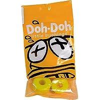 Shortys Doh-Doh medium soft 92a - Gomas de recambio para ejes de longboard