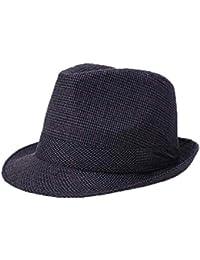huateng Sombrero De Los Hombres Sombrero De Jazz