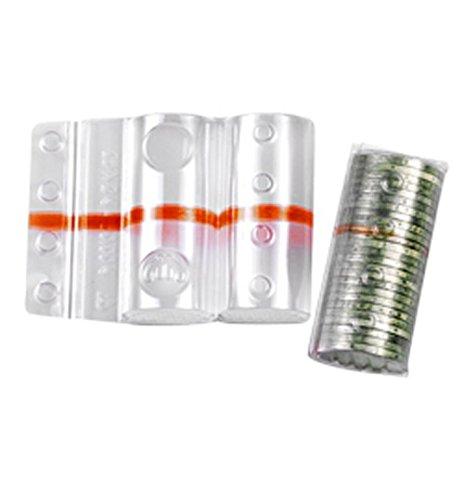 Cilindros para monedas: paquetes de 100 unidades 20 cent 100