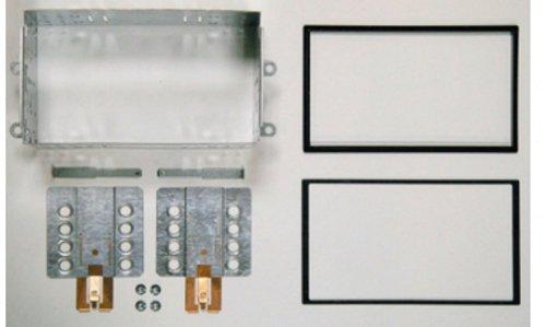 Pioneer Adaptateur autoradio double DIN Pour Nissan Qashqai (modèles à partir de 2007)