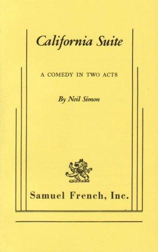 California Suite por Neil Simon