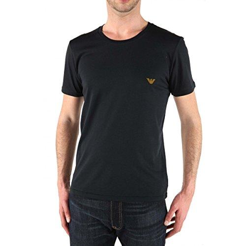 EMPORIO ARMANI T-shirt Rundhals 211123 5P451 00020 Noir
