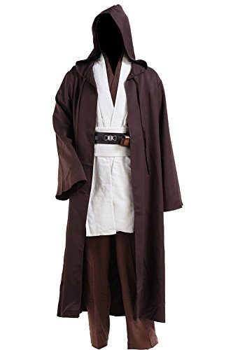Halloween Star Wars - FUMAN Star Wars Kenobi Jedi Tunic
