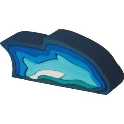 Nic Toys Lucky Beetle 523190 Dolphin 9 Piezas