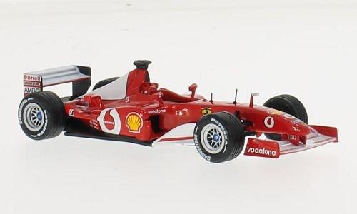 Preisvergleich Produktbild Ferrari F2002, No.1, Vodafone, Formel 1, 0, Modellauto, Fertigmodell, SpecialC.-45 1:43