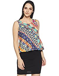 Akkriti By Pantaloons Women's Cotton Tunic Top