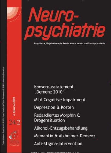 neuropsychiatrie [Jahresabo]