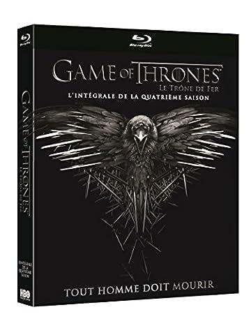 Game of Thrones (Le Trône de Fer) - Saison 4 [Blu-ray]