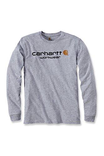 carhartt-core-logo-long-sleeve-t-shirt-ch102564-heather-grey-m