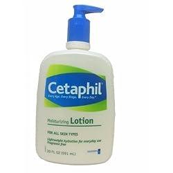 Cetaphil, Moisturizing Lotion Fragrance Free, 20 oz