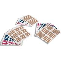 AFH Cross Tape Exklusiv | verschiedene Ausführungen (MIX-BOX | 102 Stück | Größe 1 bis 3, farbsortiert | beige... preisvergleich bei billige-tabletten.eu