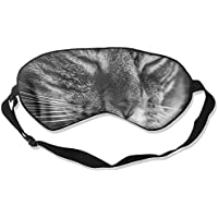 Eye Mask Eyeshade Cat Sleeping Sleep Mask Blindfold Eyepatch Adjustable Head Strap preisvergleich bei billige-tabletten.eu