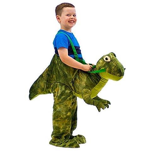 Dress Up Costume Riding enfants Dinosaur Déguisements 3-7 ans