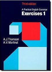 Practical English Grammar: Exercises 1: Grammar exercises to accompany <em>A Practical English Grammar</em>.: With Answers Bk. 1