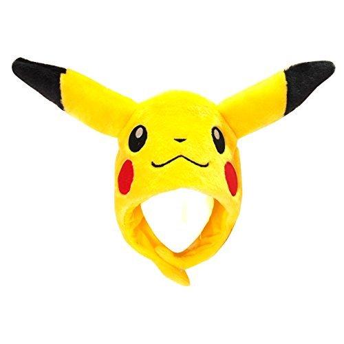 Cap-Kostuem Pokemon Pikachu [] (Pikachu Kostüm Japan)