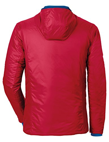 VAUDE - Giacca da uomo Alagna III Rosso - Rosso indiano