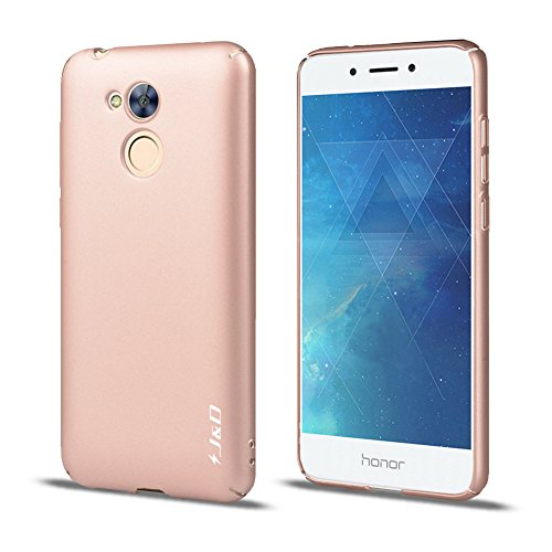 Honor 6A Hülle, J&D [Ultra Slim] [Lightweight] erstklassige matte schützende Hardcase für Huawei Honor 6A - Rose Gold