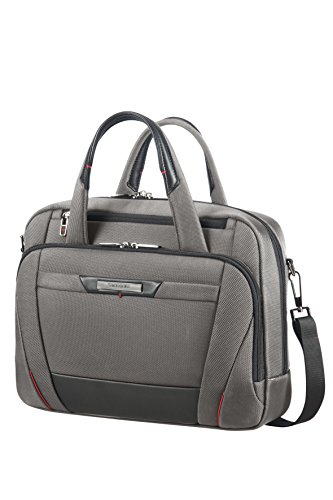 SAMSONITE PRO-DLX 5 - Bailhandle for 14.1\'\' Laptop - 1 KG Aktentasche, Schwarz