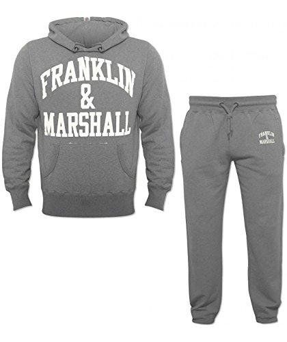 Franklin-Marshall-Franklin-and-Marshall-Mens-Grey-TKMVA197-Tracksuit