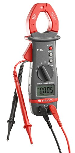 Preisvergleich Produktbild FACOM Multimeter-Zangen-Amperemeter, 1 Stück, 712A