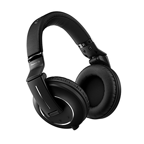 Pioneer HDJ2000MK2 Black DJ-Kopfhörer