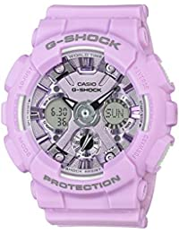 Casio Baby-g Analog-Digital Purple Dial Women's Watch-GMA-S120DP-6ADR (BX135)