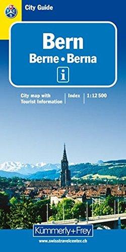 Plan de ville : Berne par Cartes Kümmerly + Frey