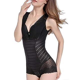 ACMEDE Body Shaper Full Bodysuit Slimming Shapewear Firm Tummy Control Waist Trimmer Bodysuit Shaper Women