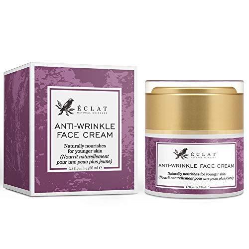 Anti-Falten Gesichtscreme - Extrem wirksame Anti-Falten Gesichtspflege mit Hyaluronsäure und Matrixyl 3000 Plus - Anti-Aging Creme mit Blauem Kupferpeptid für eine effektivere Anti-Aging-Wirkung
