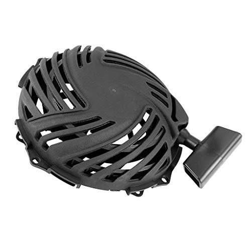 F Fityle Nuevo Arrancador De Retroceso Negro para Briggs & Stratton 591139, 590588, 593961, 08P502...