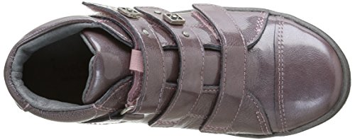 Babybotte Kaross, Chaussures avec Fermeture Velcro Fille Rose (336 Rose)