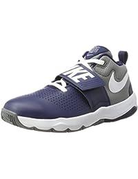 Nike Team Hustle D 8 Gs, Zapatos de Baloncesto para Niñas