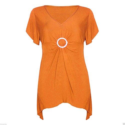FASHION FAIRIES -  T-shirt - Donna Arancione
