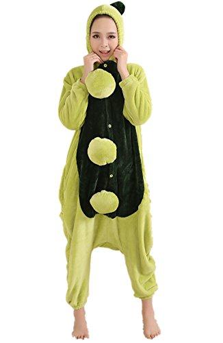 KiKa Monkey Tier Onesie Erwachsener Kostüme Cosplay Pyjamas -