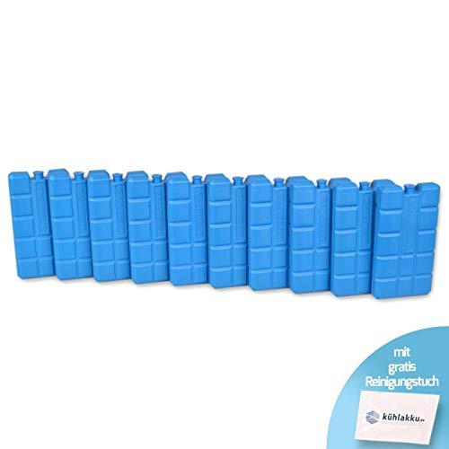 K/ühlbox mit 6 K/ühlakkus 12 Liter und kleiner K/ühlbox-Set aus gro/ßer 35 Liter