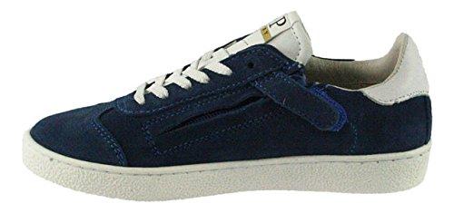 HIP , Chaussures de ville à lacets pour garçon bleu bleu Bleu