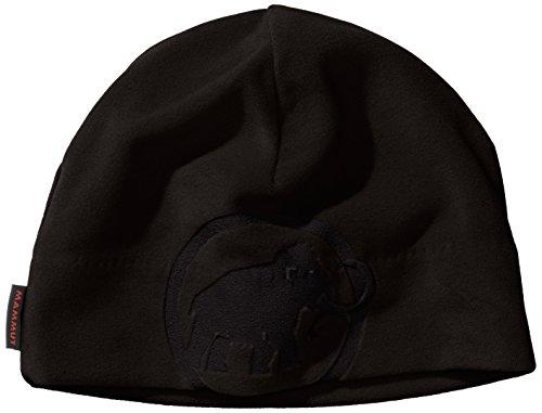 Mammut Erwachsene Beanie Fleece, Black, One Size, 1090-02562-0001-1 (Mütze Fleece)