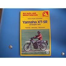 Yamaha XT- SR ab Baujahr 1976. XT 500, SR 500, XT 250, SR 250 E, XT550, XT600 Z.
