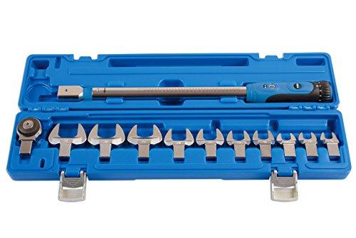 Preisvergleich Produktbild Laser 6112.0 Drehmomentschlüssel- 11Köpfe