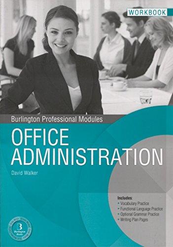 OFFICE ADMINISTRATION WB Grado Medio ED.13 Burlington por UNKNOWN