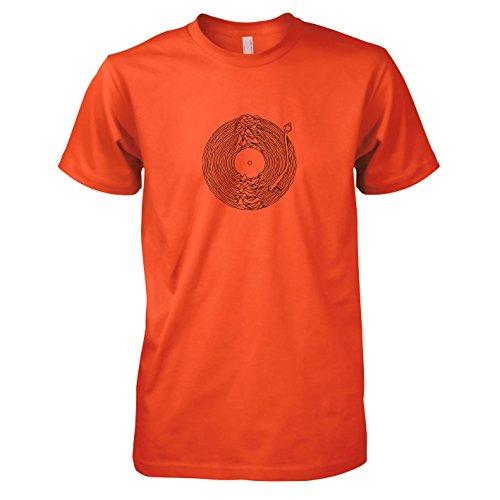 TEXLAB - Listening Pleasure - Herren T-Shirt, Größe M, ()