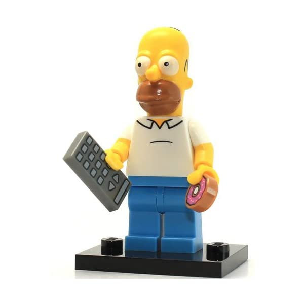 Lego 71005 The Simpson Series Homer Simpson Character Minifigures 1