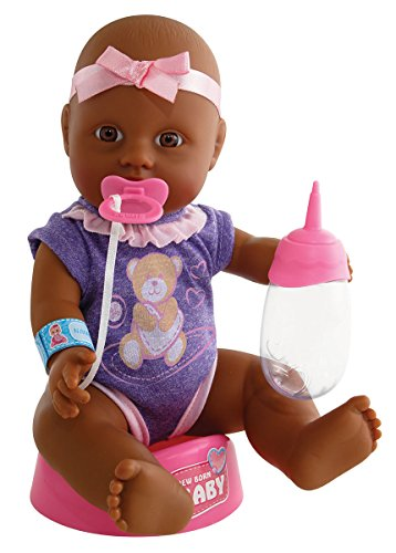 SIMBA 105030068–New Born Baby étnico, Juego