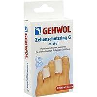 GEHWOL Polymer Gel Zehenschutzring G mittel, 2 St preisvergleich bei billige-tabletten.eu