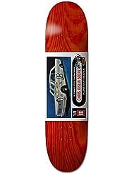 Plan B Joslin Galaxie Plateau de Skateboard Mixte Adulte, Multicolore