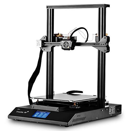 SainSmart x Creality CR-X 3D-Drucker Dual Extrusion Farbe Semi-Assembled Integrierter 3D-Drucker, Massive Druckgröße 300 x 300 x 400 mm (11,8
